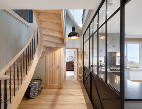 Luxury-sea-side-holidays-beautiful-wooden-staircase-large